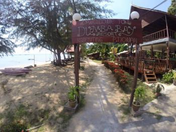 Dumba Bay Resort, Tioman